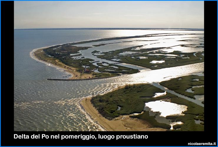 adriatico laguna veneta delta po