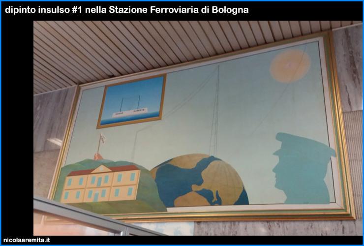 cattivo gusto beffa stazione ferroviaria di bologna