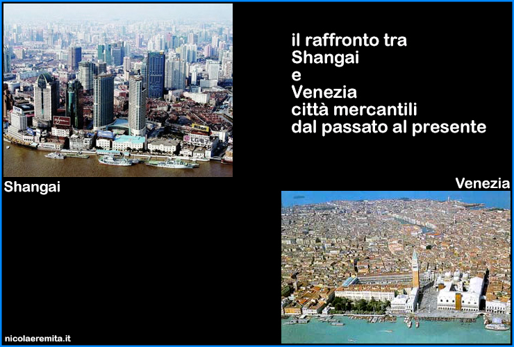 eremita confuta settis venezia e shangai