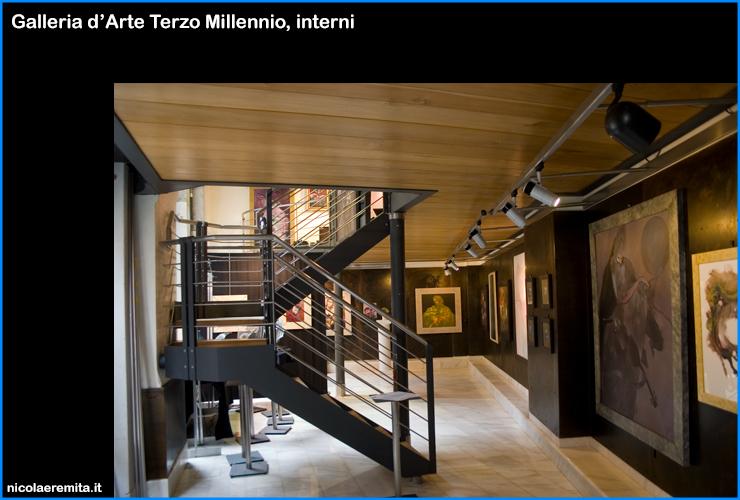 galleria arte terzo millennio venezia interni