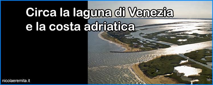 laguna di venezia costa adriatica