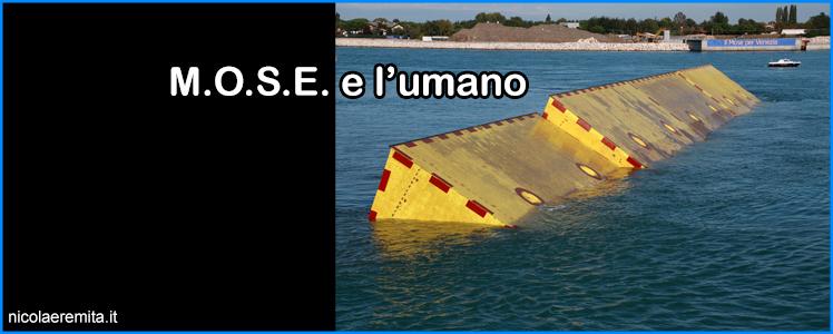mose umano venezia acqua alta marea