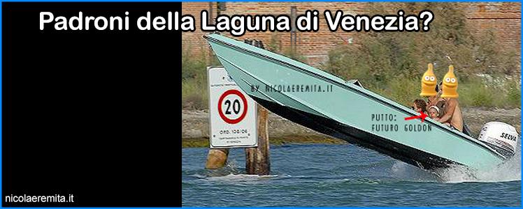 padroni laguna venezia barchini cofani planata