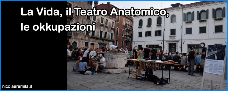 vida teatro anatomico venezia
