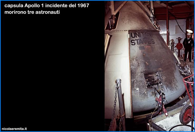 mose umano venezia apollo 1 1967
