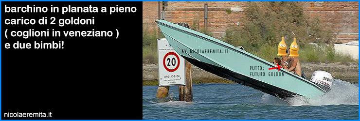padroni laguna venezia barchini goldoni