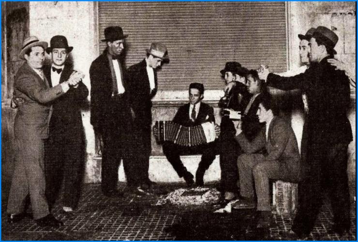 tango antico