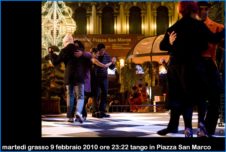 tango a san marco venezia