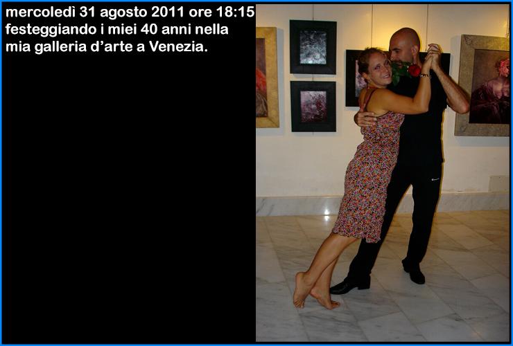 tango compleanno