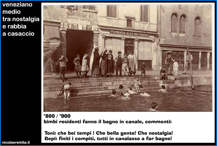 veneziano medio ottocento