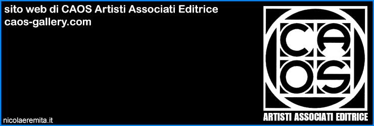 caos-gallery artisti associati editrice