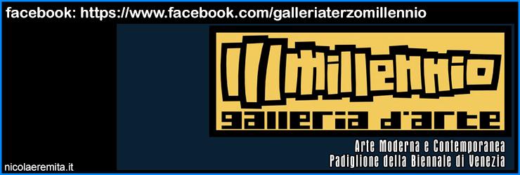 facebook galleria terzomillennio venezia