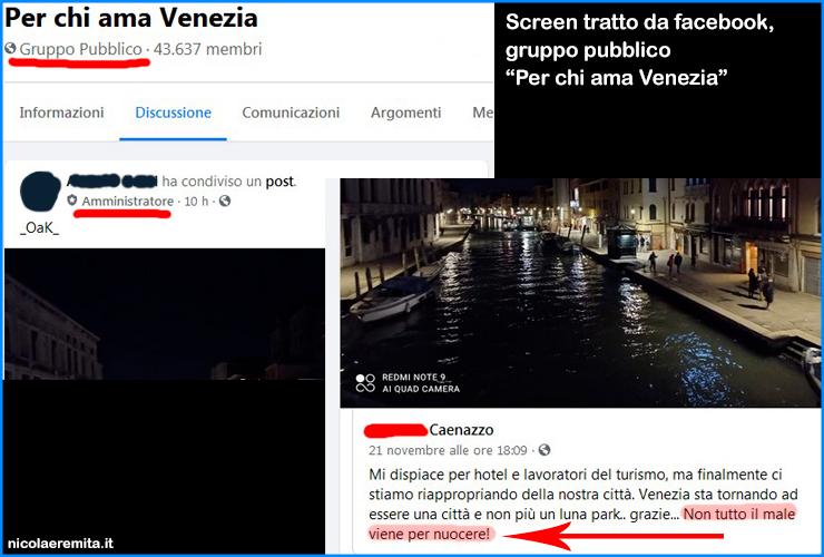 per chi ama venezia